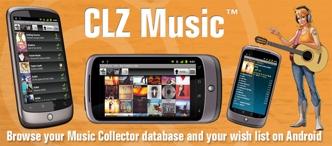CLZ Music for Android