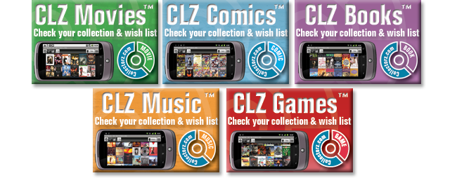 CLZ mobile apps for Android