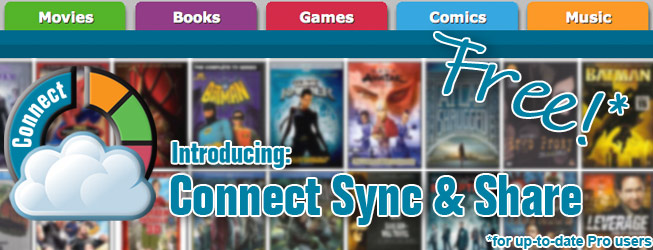 Connect Sync & Share
