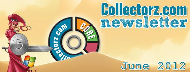 Collectorz.com Newsletter June 2012